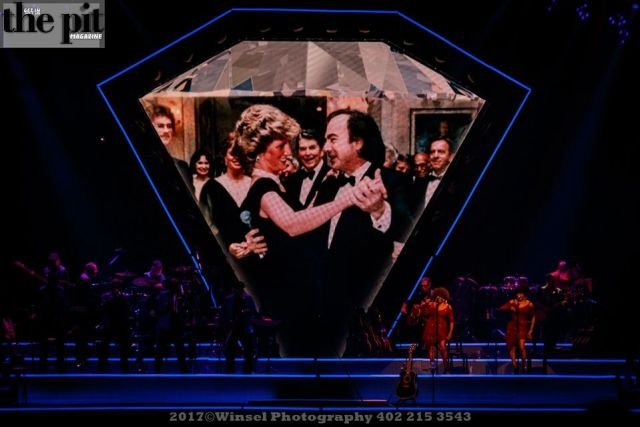 The Pit Magazine, Winsel Photography, Winsel Concertography, Neil Diamond, 50th Anniversary, CenturyLink Center, Omaha, Nebraska