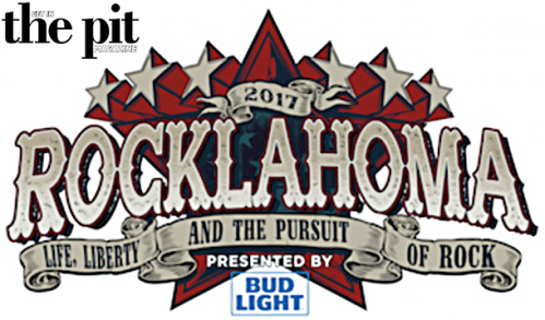 ROCKLAHOMA 2017 DAILY BAND LINEUPS ANNOUNCED