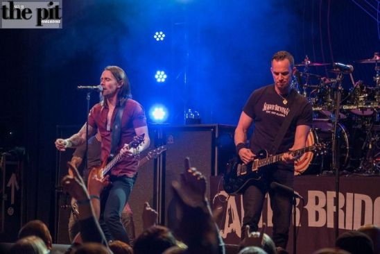 Alter Bridge – Kansas City MO – 12.12.17