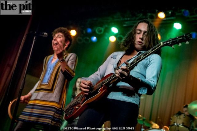 The Pit Magazine, Winsel Photography, Greta Van Fleet, Sokol Auditorium, Omaha, Nebraska, Concert in Omaha