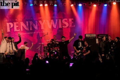 Pennywise – Omaha NE – 3.23.18