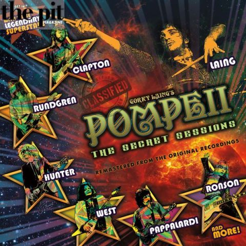 Pompeii – The Secret Sessions – Record Review