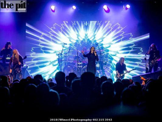 Nightwish – Omaha NE – 4.4.2018