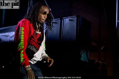 The Pit Magazine, Winsel Photography, Migos, Stir Concert Cove, Council Bluffs, Iowa