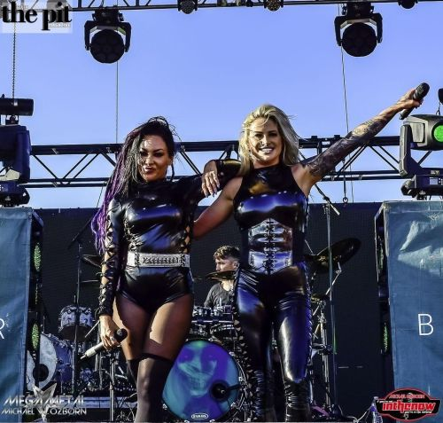 Butcher Babies – Kansas City MO – 6.6.18