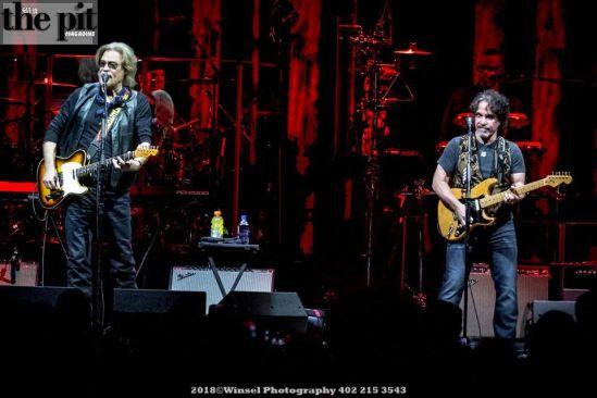 Hall & Oates – Omaha NE – 7.18.18