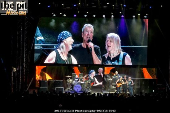 Deep Purple-Council Bluffs, Iowa-9.21.18