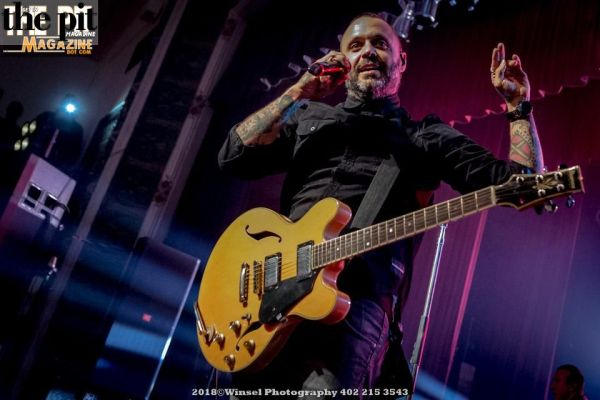 Blue October – Omaha, NE – 10.4.18
