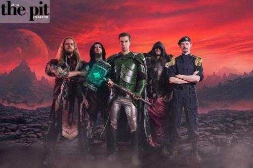 Power Metal Giants GLORYHAMMER Release First Single