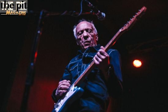 Robin Trower – Lincoln NE – 4.18.19