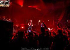 Volbeat – Omaha Nebraska – 4.23.19