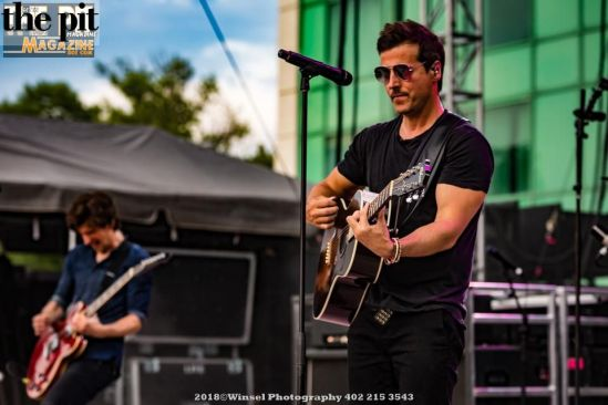 Our Lady Peace – Council Bluffs IA – 7.27.19