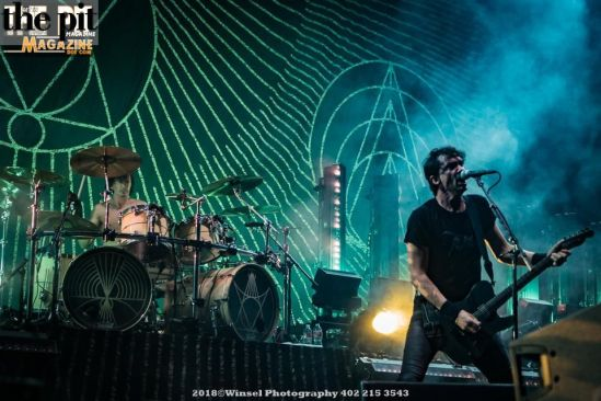 Gojira – Lincoln Nebraska – 8.8.19