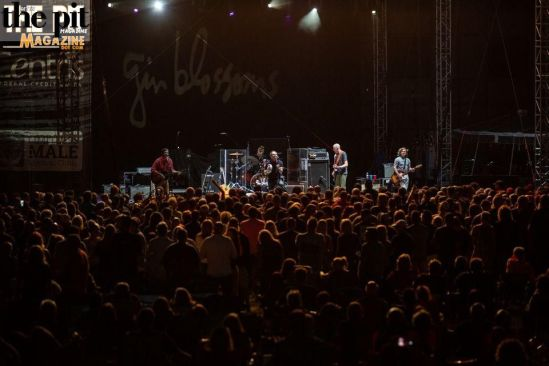 Gin Blossoms – Council Bluffs Iowa – 8.30.19