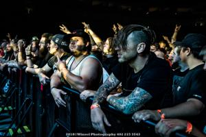 2019, Aug 8-Gojira-Knotfest Roadshow-Pinnacle Bank Arena-Winsel Photography-13