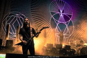 2019, Aug 8-Gojira-Knotfest Roadshow-Pinnacle Bank Arena-Winsel Photography-6