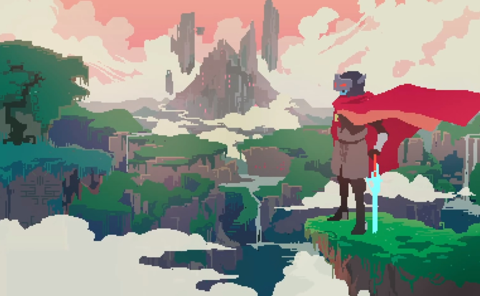Excitement Brimming for Hyper Light Drifter