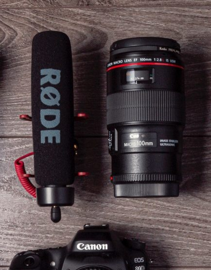 Best Lens for Product Photography Canon 100 mm IS macro