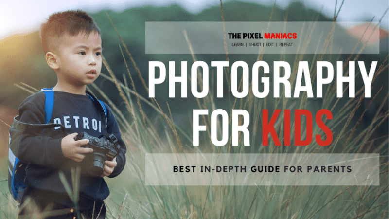 Photography Classes for Kids