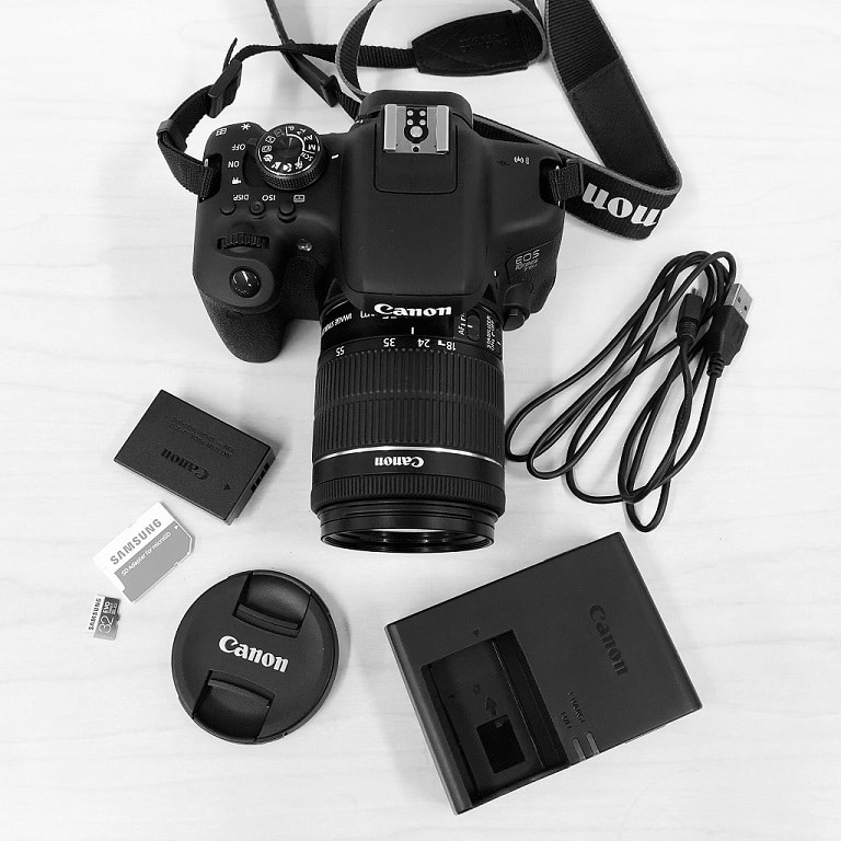 Best camera for beginners Sports Photography canon t6i
