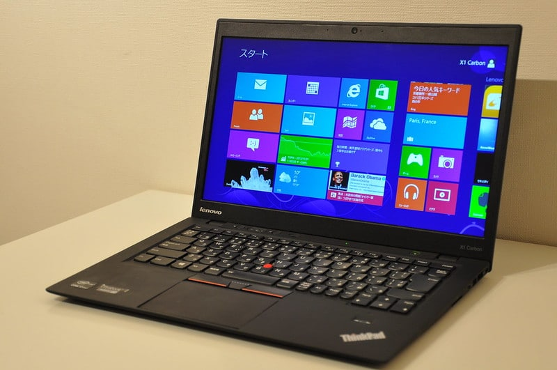 Best Video Editing Laptop: Lenovo ThinkPad X1
