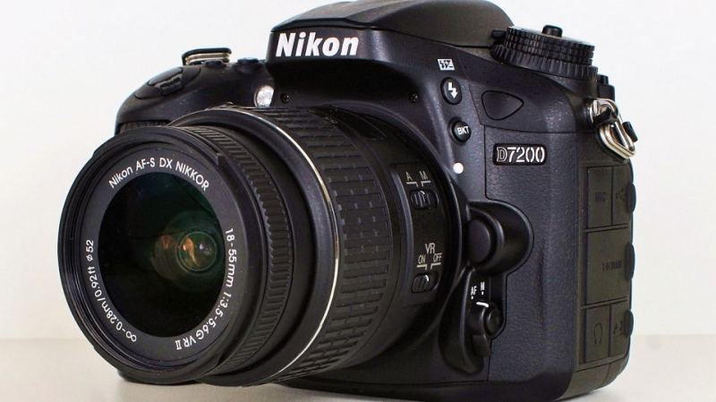 Best Camera for taking Ebay Photos Nikon D7200