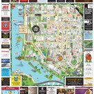 Map Doodles San Diego: Ad Design and Production Project. Side 1