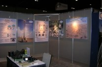 Trade Show Booth and related artwork