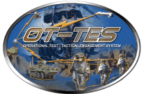 OT-TES Logo for the U.S. Army's PEO-STRI