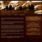 MCR Car Services Website