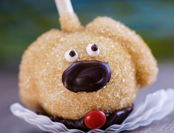 Doug Cake Pop at Pixar Fest