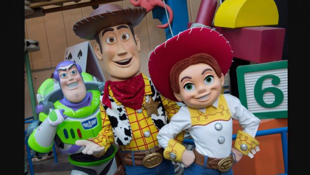 Toy Story Land Meet and Greets