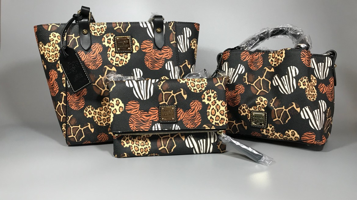 Newest Shopping Craze by Disney Dooney and Bourke Hits the Shelves