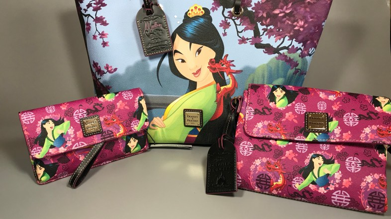 Dooney and Bourke Releases a Surprise Disney Mulan Collection