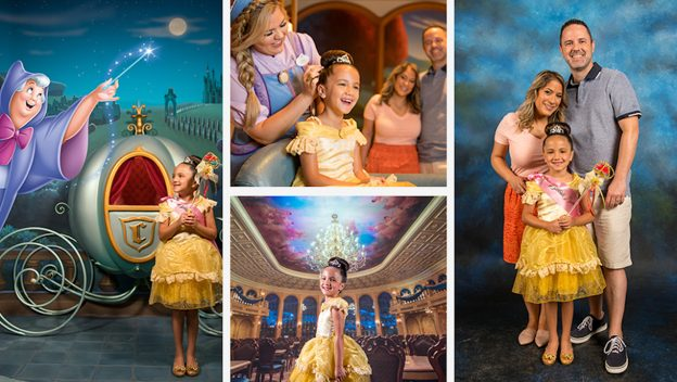 The Bibbidi Bobbidi Boutique Experience is Beyond Magical with PhotoPass