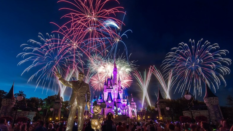 5 Ways to Finish Your Day at Disney Parks
