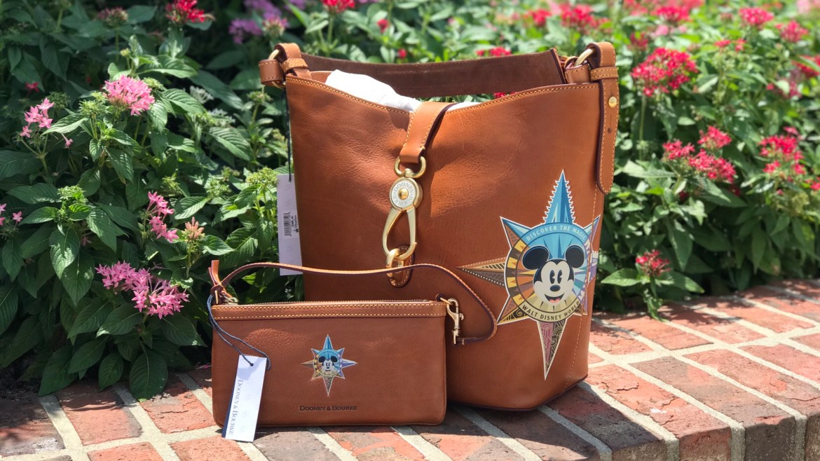 Dooney and Bourke Launches a Classic All Leather Disney Set