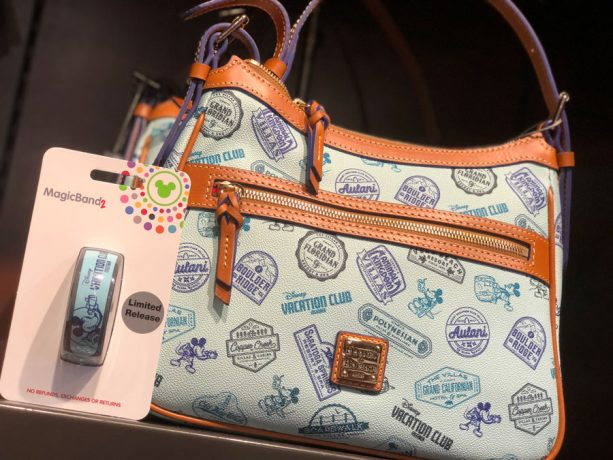 Disney Vacation Club Merchandise Hits the Shelves