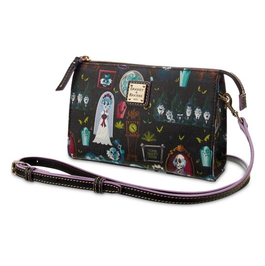 Haunted Mansion Dooney and Bourke Crossbody Pouchette