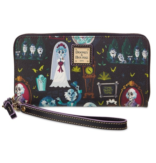 Haunted Mansion Dooney and Bourke Wallet