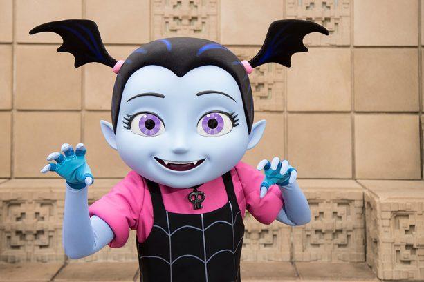 Disneyland Halloween Vampirina