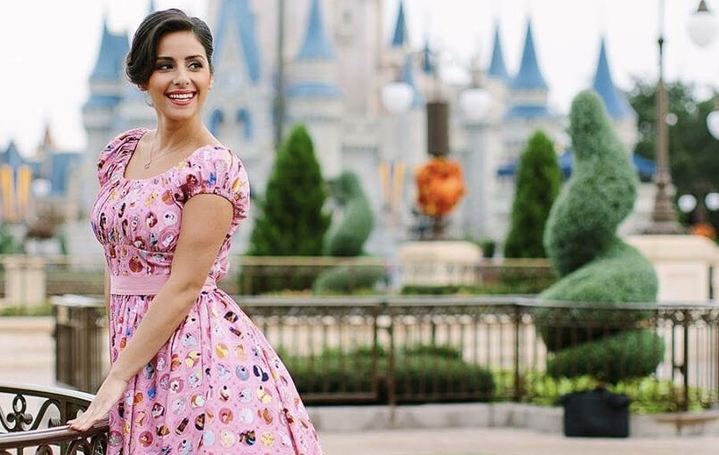 Get A Fabulous Dress To Match Your Dooney And Bourke Disney Dogs Bags The Pixie Dust Life