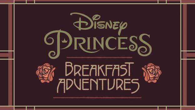 Princess Breakfast Adventures Character Dining Coming to Disneyland