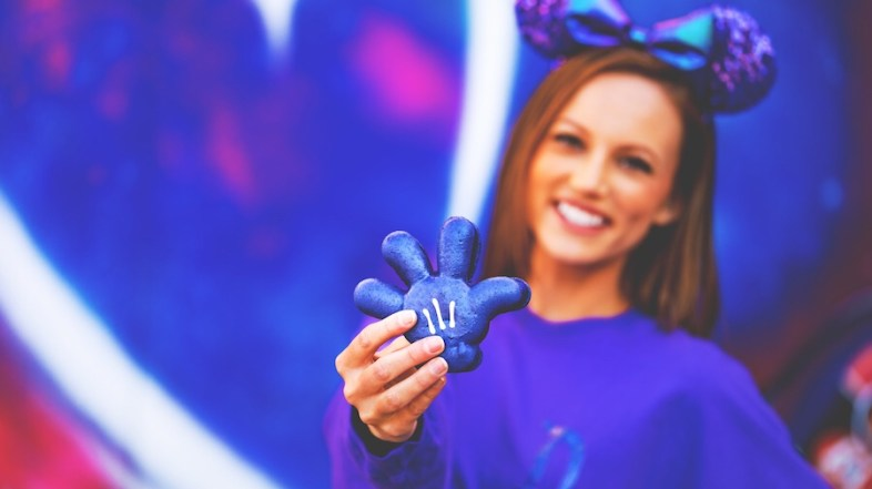 Disney Parks Turn Potion Purple