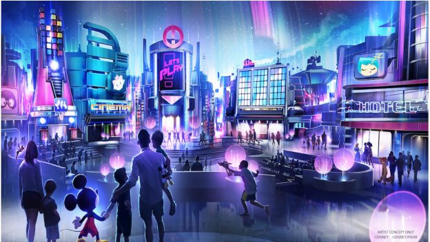 Breaking: Complete Redesign for Epcot Park Entrance Coming