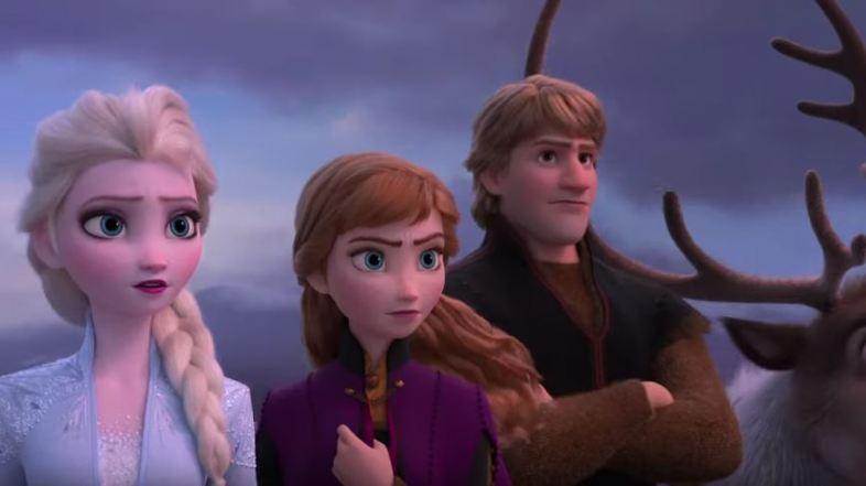 Breaking: Frozen II Trailer Released