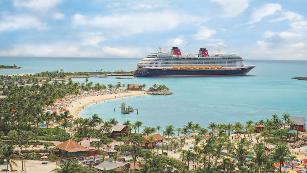 Special Disney Dream Cruises with Two Stops at Castaway Cay Return