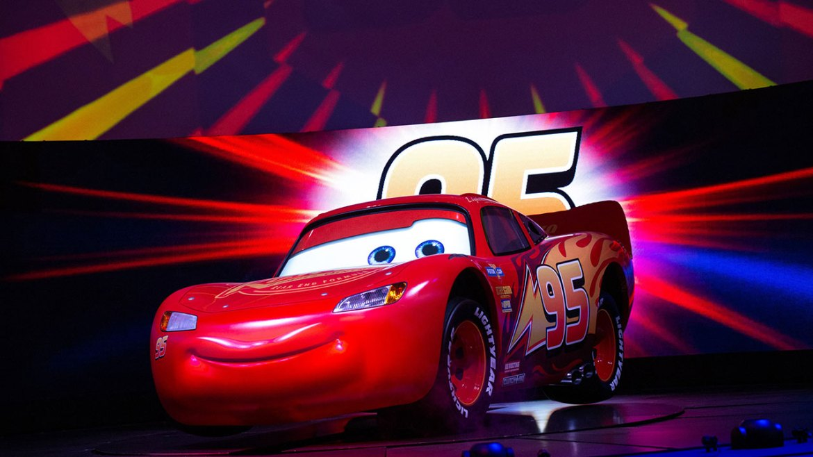 The All-New Lightning McQueen's Racing Academy Debuts March 31 at Disney's Hollywood Studios