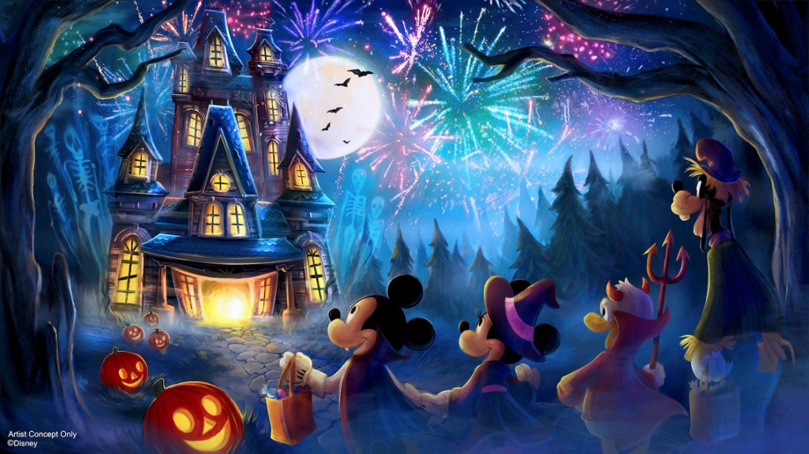 BREAKING: New Fireworks Show at MNSSHP for 2019