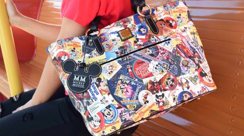 Mickey Mouse Dooney and Bourke Releases Today